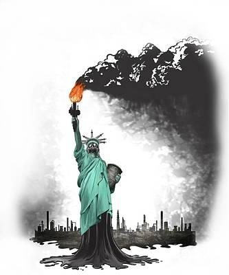 Global Warming Paintings