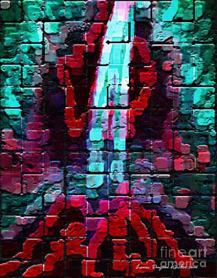 Digital Art - Radiant by EGiclee Digital Prints