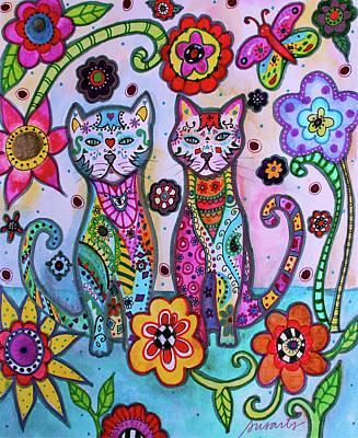 Prisarts Cats Art