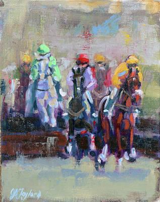 Steeplechase Paintings