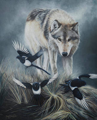 She-wolf Art