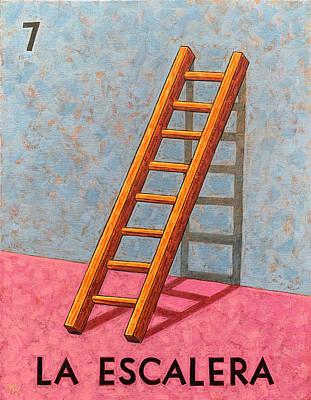 Escalera Paintings