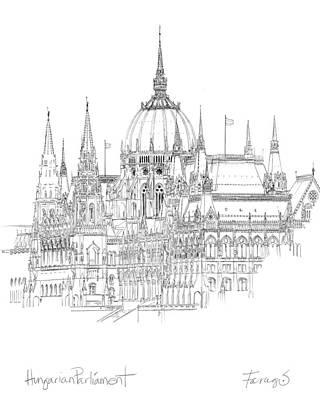 Hungary Drawings