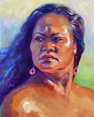 Painting - Imua by Isa Maria
