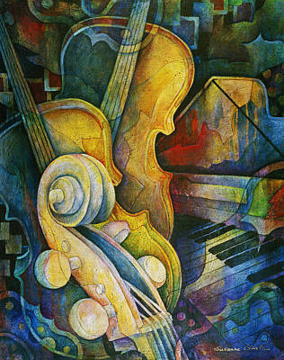 Classical Music Paintings