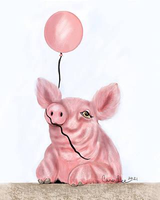 Piggly Wiggly Digital Art