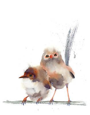 Wren Paintings