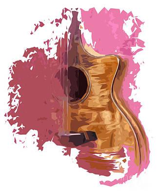 Designs Similar to Acoustic Guitar 1