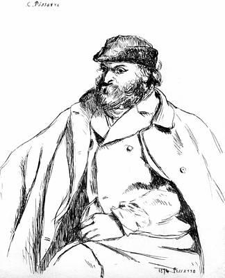 Pissarro Drawings Prints