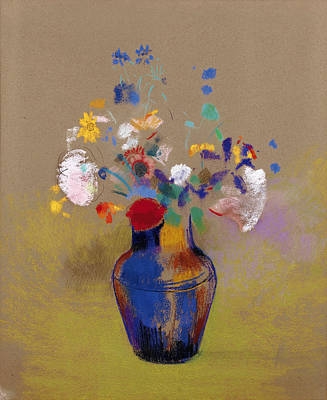 Designs Similar to Vase Of Flowers by Odilon Redon