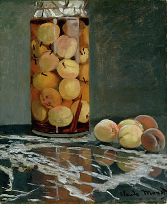 Designs Similar to Jar Of Peaches by Claude Monet