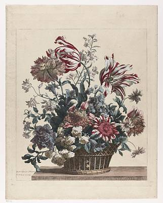 Designs Similar to Basket With Flowers
