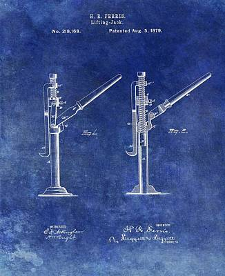 Designs Similar to Old Lift Jack Patent