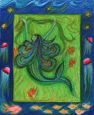 First Fish Drawings Original Artwork