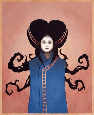 Horror Original Artwork