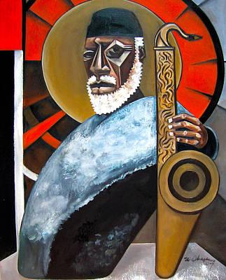 Martel Chapman: Saxophone Art