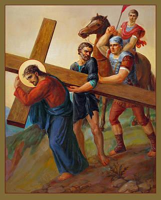 The Resurrection Of Christ Original Artwork