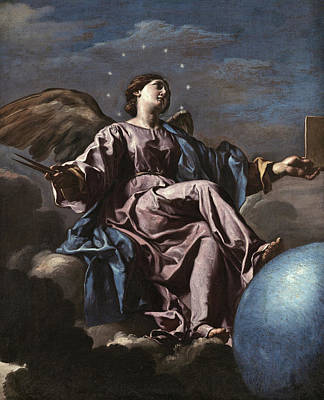 Designs Similar to Allegory Of Astronomy, 1675