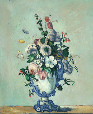 Designs Similar to Flowers In A Rococo Vase, 1876