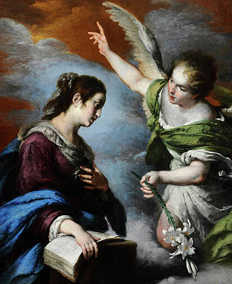 Designs Similar to The Annunciation, 1640