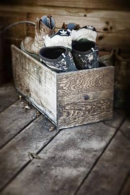Wooden Shoe Art Prints