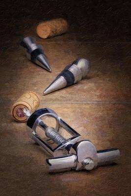 Wine Accessories Prints