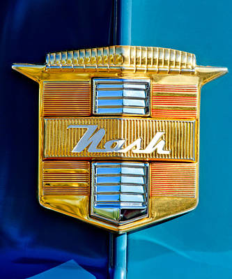Designs Similar to 1947 Nash Suburban Emblem