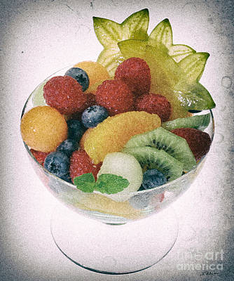 Designs Similar to Fruit Salad Cup Disteressed