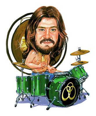Rock Art Led Zeppelin Art