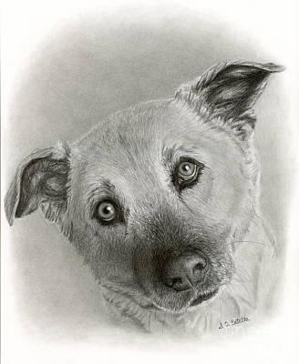Guard Dog Original Artwork