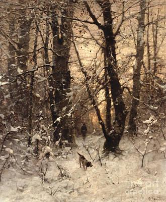 Beagle Paintings