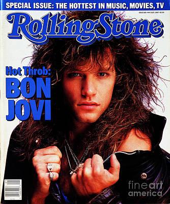 Jon Bon Jovi Art