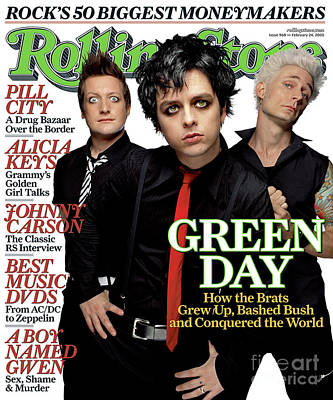 Green Day Photographs
