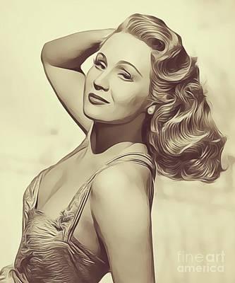 Designs Similar to Virginia Mayo, Vintage Actress