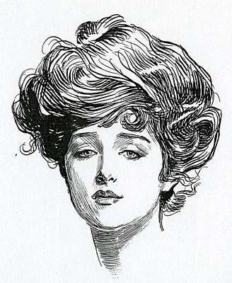 Designs Similar to Gibson Girl