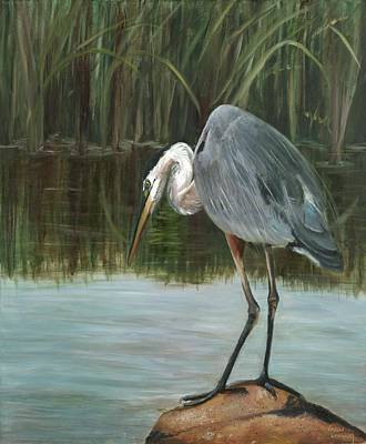 Designs Similar to Fishing Heron by Karen Langley