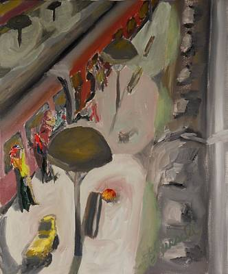 Nuclear Accident Paintings