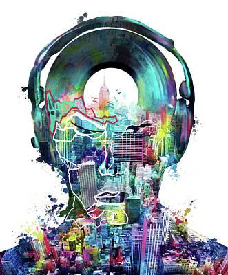 Designs Similar to New York City Sound 2
