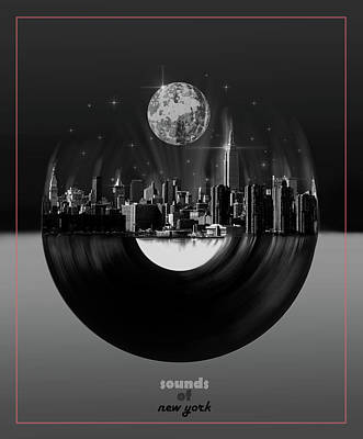 Designs Similar to New York City Sound 5