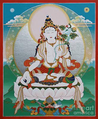 Designs Similar to White Tara Chintamani Sita Tara