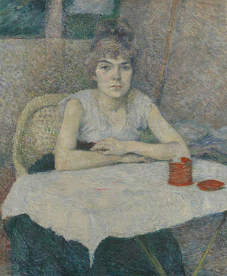 Designs Similar to Young Woman At A Table 2