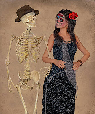 Designs Similar to Day Of The Dead Costume Party