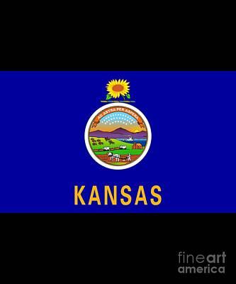 Designs Similar to Flag Of Kansas by Jose O