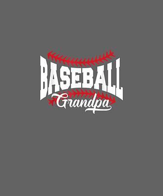 Designs Similar to Mens Baseball Grandpa T-shirt