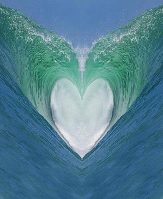 Designs Similar to Valentine Wave 3 by Sean Davey