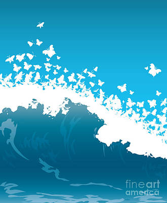 Designs Similar to Wave Illustration by Mire