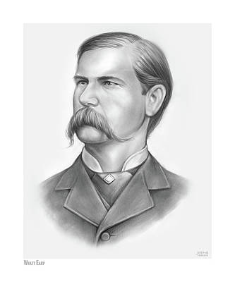 Designs Similar to Wyatt Earp by Greg Joens