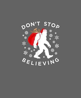 Dont Stop Believing Digital Art