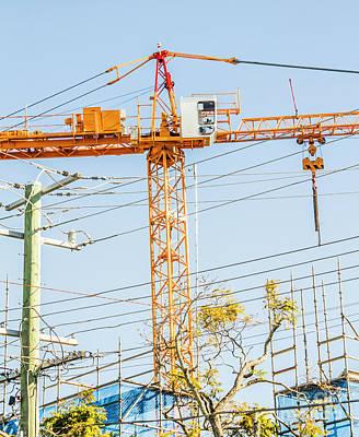 Construction Site Art