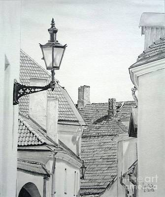 Tallinn Original Artwork